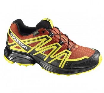 Pánské běžecké boty Salomon XT HORNET GTX® ORANŽOVÁ&ŽLUTÁ 352847