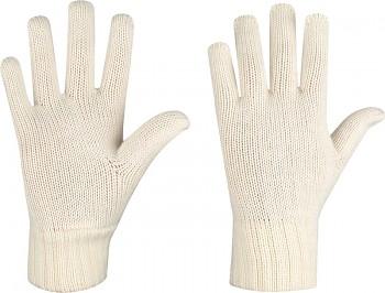 Dámské zimní rukavice ALPINE EVITA LGLB004002 (krémové)