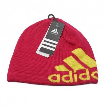 Zimní unisex čepice Adidas Knit Logo Beanie G91082