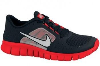 Běžecké boty Nike Free Run 3 AKCE ČERNÉ