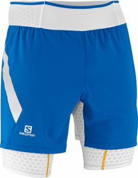 Běžecké šortky Salomon S-LAB EXO TWINSKIN SKLADEM 359570
