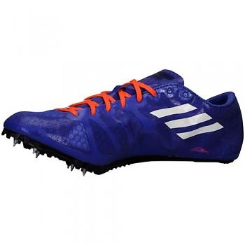 Ultimátní sprinterské tretry Adidas Adizero Prime S fialové