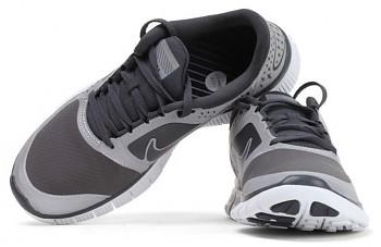 Běžecké boty NIKE Free Run+ 3 Shield ŠEDÁ