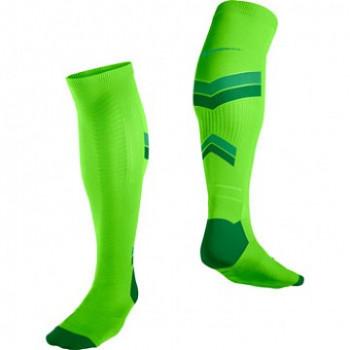 Běžecké ponožky NIKE ELITE RUNNING SUPPORT ANTI BLISTER LIHTWGT O-T-C 333 SX4543 333, velikosti: M