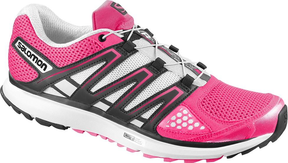 Dámské běžecké boty Salomon X-SCREAM W RŮŽOVÉ SKLADEM Addsport.cz ... cc9b42231d