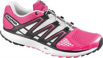 Dámské běžecké boty Salomon X-SCREAM W RŮŽOVÉ SKLADEM