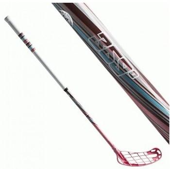 Floorballová hůl Zone 369 NITRO pink Firmflex 95cm pravá