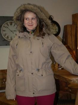 Dámská zimní bunda / parka Trespass GOBSTOPPER