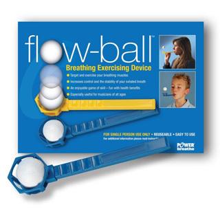 POWERbreathe Flow-ball