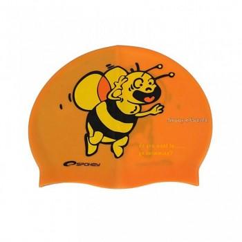 Dětská plavecká čepice  včelka 85358