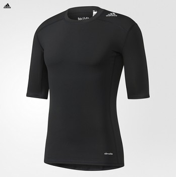 Adidas AJ4966 TECHFIT BASE běžecké triko