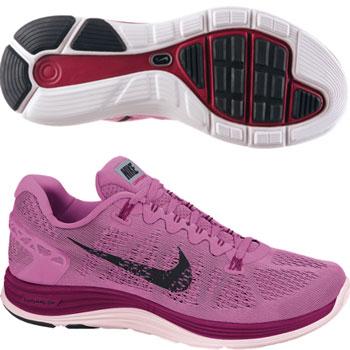 Dámské běžecké boty NIKE LUNARGLIDE+ 5 599395-530