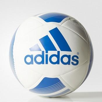 Fotbalový míč Adidas EPP GLIDER WHITE/BLUE S90262 SKLADEM