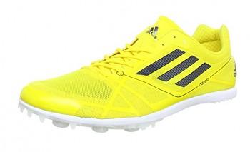 Běžecké tretry Adidas ADIZERO AVANTI 2 žlutá&černá SKLADEM