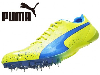 Sprinterské tretry Puma Bolt evoSpeed Electric V2 187854 06