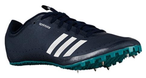 Sprinterské tretry Adidas SprintStar BB5748 Eur 47 1 3   UK 12   293 ... b693c4ad3