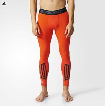 Adidas BK3564 TECHFIT TOUGH LONG běžecké kalhoty