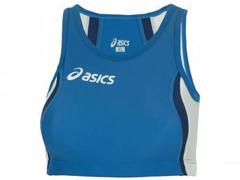 Dámský atletický dres Asics TOP modrý SKLADEM