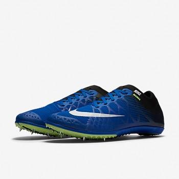 Běžecké tretry Nike Zoom Mamba 3 - modré