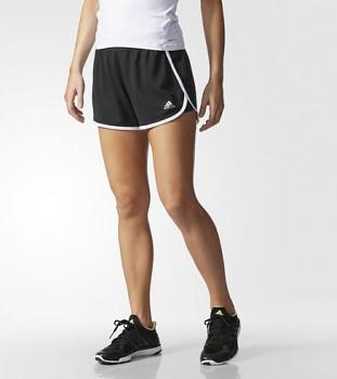Adidas AI3010 100M Dash Knit Shorts dámské běžecké šortky