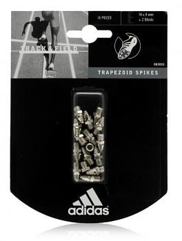 Náhradní hřeby do treter Adidas TRAPEZOID 083021 9mm