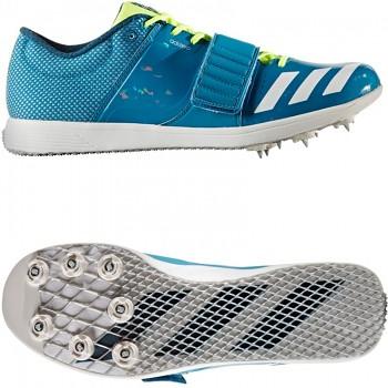 Skokanské tretry trojskok a tyč Adidas AdiZero TJ/PV BB3548