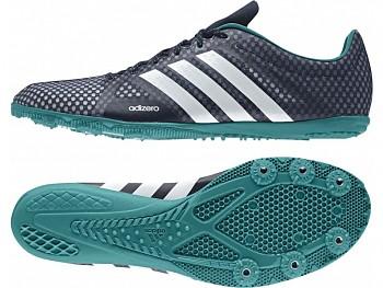 Běžecké tretry Adidas Adizero Rio Ambition 3 - tm. modré