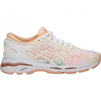 Dámské běžecké boty Asics Gel Kayano 24 Lite Show T8A9N 0101