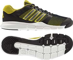 Sportovní boty Adidas CC a.t. 120 SKLADEM ČERNÉ. vel. UK 9 1/2, US 10, EU 44, 280 mm